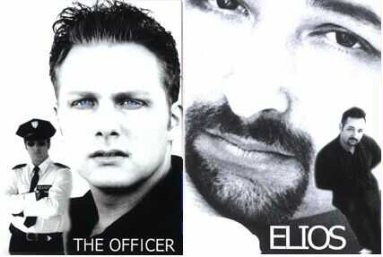 The Officer And Elios